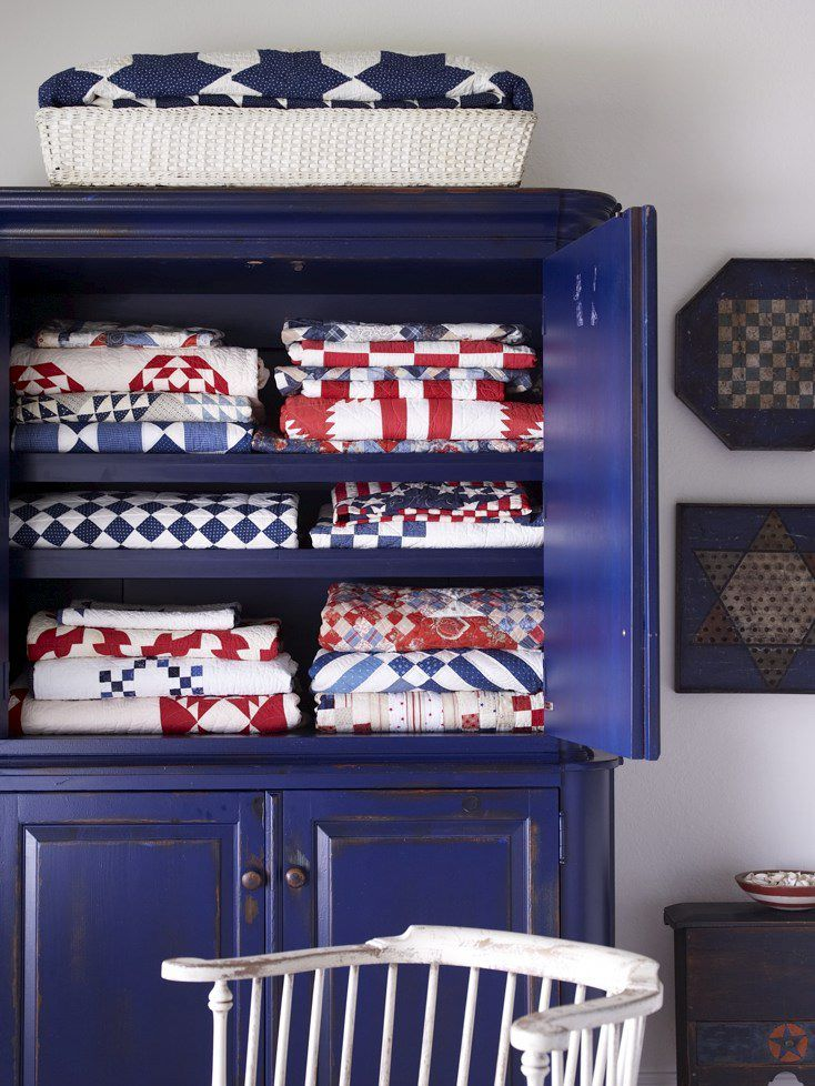 4th of July Quilts - Homedit