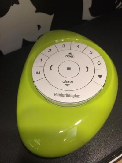 Hunter Douglas Pebble Remote