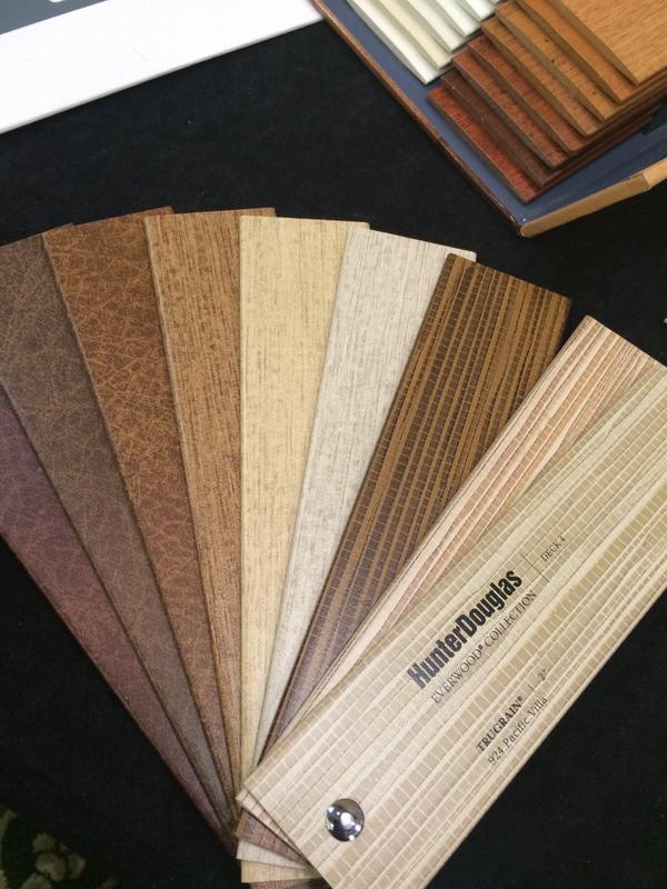 Parkview Wood Blind Choices
