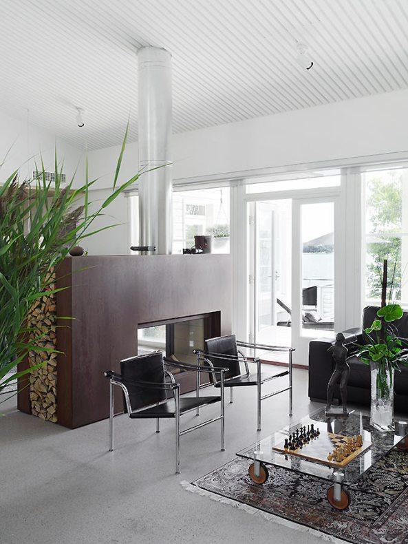 Contemporary Finnish home