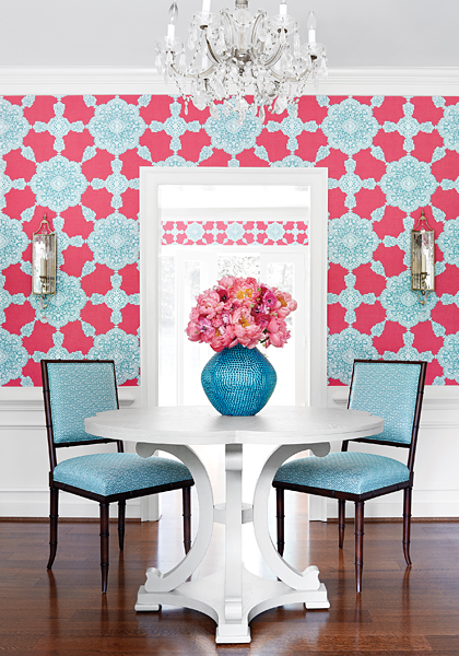 Wallcovering Wednesday Discovering Thibaut S Trade