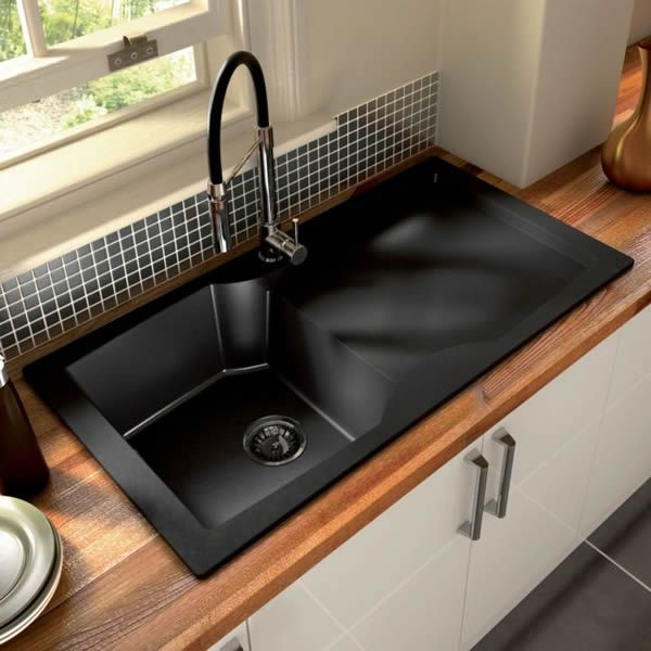 Hirshfield S Color Club: {design Trends: Incorporating Black Stainless Steel Into ...