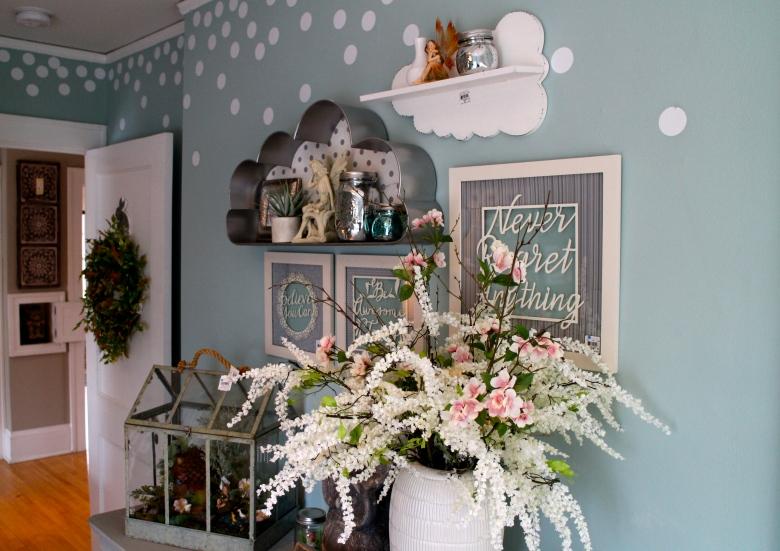 girls bedroom hirshfield paint