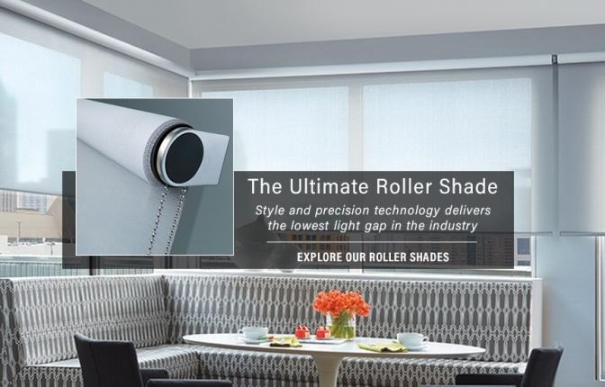 Hunter Douglas Roller Shade