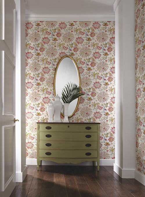 Brazanga | WILLIAMSBURG II by York Wallcoverings