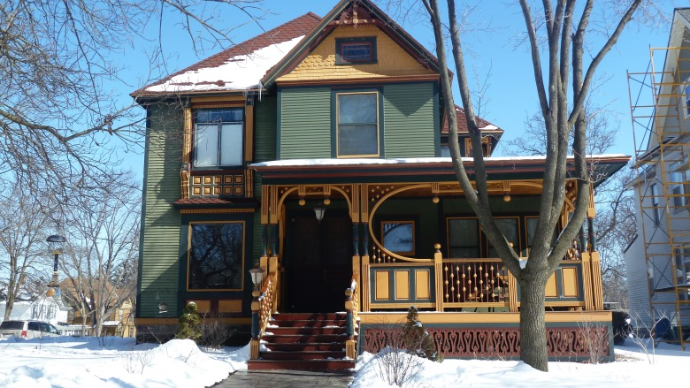 Painted Lady House