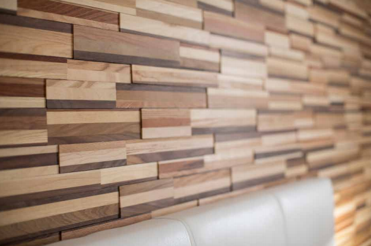 wallpaper wall design hirshfield s friday finds introducing stacked wood wall panels 243