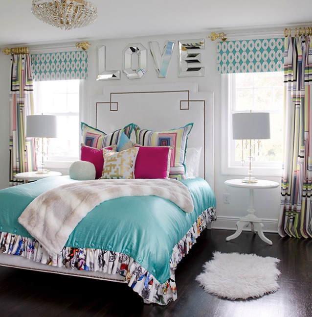 Hirshfield S Color Club: {window Treatment Wednesday: Add Personality With Valances ...