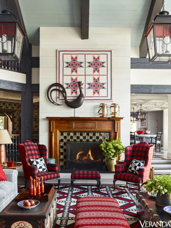 veranda magazine utah mountain home