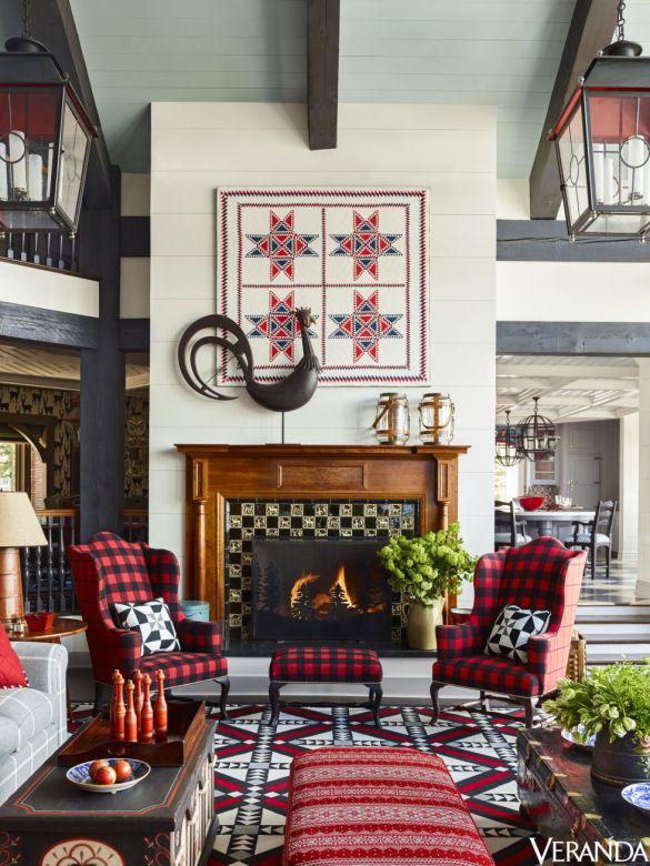 veranda magazine utah mountain home