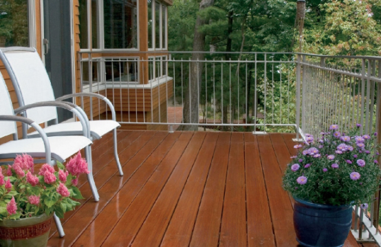 deck sale hirshfield's