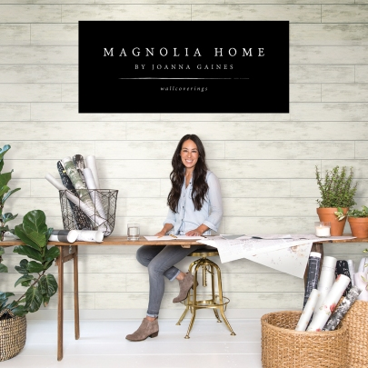 Magnolia Home Wallpaper