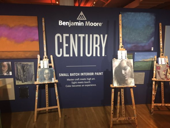 Century Paint by Benjamin Moore