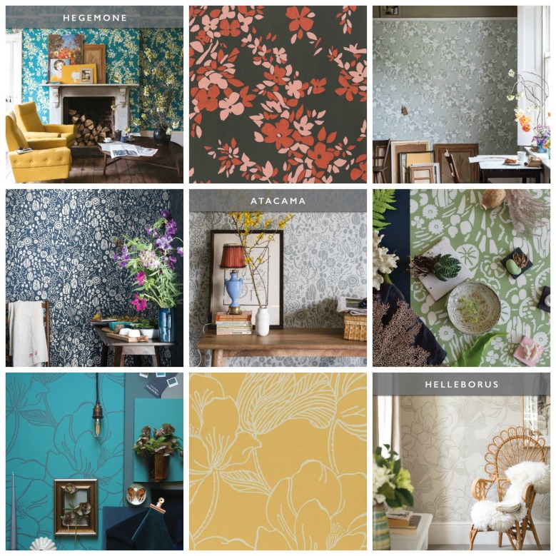 farrow&ball wallcovering