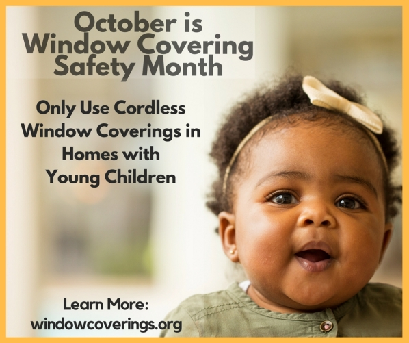 window covering safety month